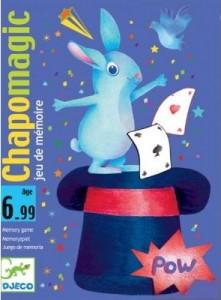 Карточная Игра DJECO 'Чапо магия'