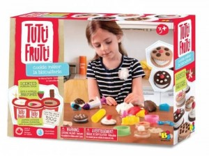 Набор для лепки Tutti-Frutti 'Кондитер'