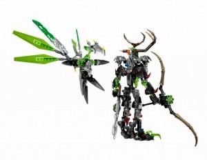 фото Конструктор LEGO Bionicle Охотник Умарак #3