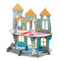 Конструктор 'Замок чудес 3D'