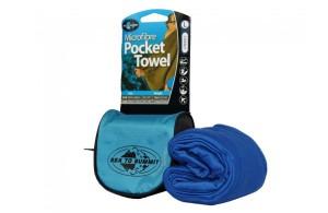 фото Полотенце Sea to Summit Pocket Towel cobalt S (40 x 80 см) (STS APOCTSC) #3