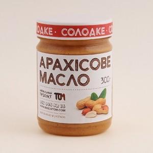 Подарок Арахісове масло солодке, 300 г