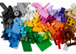 фото Конструктор LEGO Classic 'Набор кубиков для свободного конструирования' #5