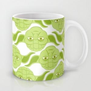 Подарок Оригинальная чашка Star Wars 'Yodas'