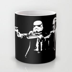 Подарок Оригинальная чашка Star Wars 'Darth Vader - Say What Again!'