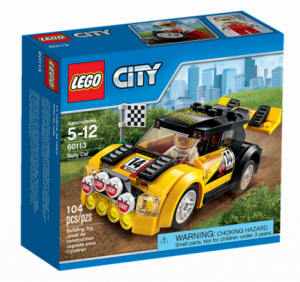 Конструктор LEGO City Great Vehicles 'Гоночный автомобиль'