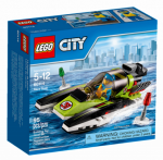 Конструктор LEGO City Great Vehicles 'Гоночный катер'