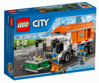 Конструктор LEGO City Great Vehicles 'Мусоровоз'
