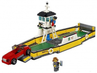 Конструктор LEGO City Great Vehicles 'Паром'