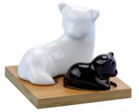 Подарок Набор для специй 'Кошка с котенком'