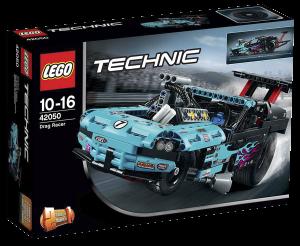 Конструктор LEGO Technic 'Драгстер'