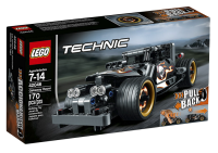Конструктор LEGO Technic 'Гоночный автомобиль для побега'
