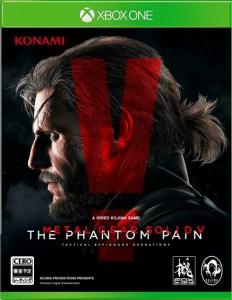 игра Metal Gear Solid V The Phantom Pain Xbox One