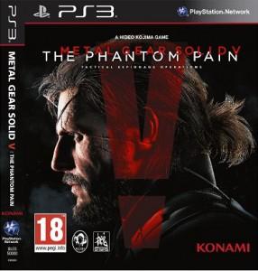 игра Metal Gear Solid V The Phantom Pain PS3