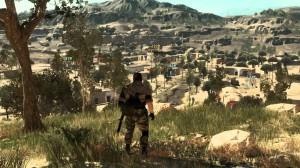 скриншот Metal Gear Solid V The Phantom Pain PS3 #3