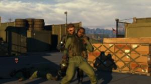 скриншот Metal Gear Solid V The Phantom Pain PS3 #7