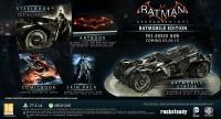 игра Batman: Arkham Knight. Batmobile Edition PS4 - Batman: Рыцарь Аркхема - Русская версия