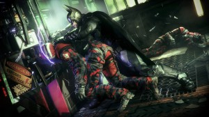 скриншот Batman: Arkham Knight. Batmobile Edition PS4 - Batman: Рыцарь Аркхема - Русская версия #4