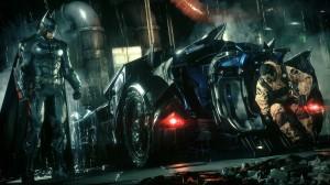 скриншот Batman: Arkham Knight. Batmobile Edition PS4 - Batman: Рыцарь Аркхема - Русская версия #6
