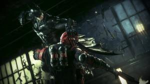 скриншот Batman: Arkham Knight. Memorial Edition PS4 - Batman: Рыцарь Аркхема - Русская версия #4