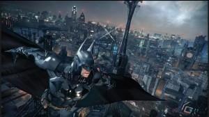 скриншот Batman: Arkham Knight. Memorial Edition PS4 - Batman: Рыцарь Аркхема - Русская версия #7