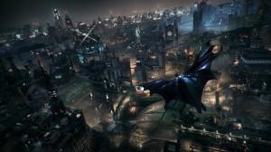 скриншот Batman: Arkham Knight. Memorial Edition PS4 - Batman: Рыцарь Аркхема - Русская версия #8