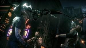 скриншот Batman: Arkham Knight. Memorial Edition PS4 - Batman: Рыцарь Аркхема - Русская версия #9