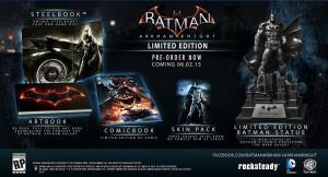 игра Batman: Рыцарь Аркхема Memorial Edition Xbox One