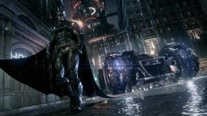 скриншот Batman: Arkham Knight. Batmobile Edition PS4 - Batman: Рыцарь Аркхема - Русская версия #11