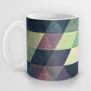 Подарок Оригинальная чашка 'Dysty_symmytry'