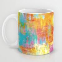 Подарок Оригинальная чашка 'Off The Grid Colorful Pastel'