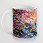 Подарок Оригинальная чашка 'Paradise Dreaming Colorful Pastel'