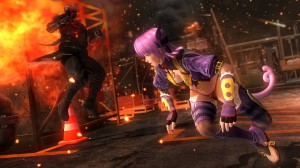скриншот Dead Or Alive 5: Last Round PS4 #4
