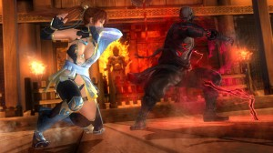 скриншот Dead Or Alive 5: Last Round PS4 #5