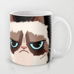 Подарок Оригинальная чашка 'Grumpy'