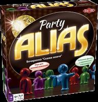 Настольная игра Tactic 'Party Alias (Пати Алиас)' (53365)