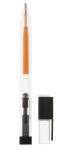 Подарок Флуоресцентная ручка-ролер Moleskine оранжевая