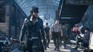 скриншот Assassin's Creed: Syndicate. Rooks PS4 - Assassin's Creed Синдикат. Грачи - Русская версия #5