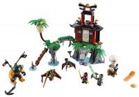 Конструктор LEGO Nexo Knights 'Остров тигриных вдов'