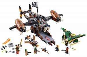 Конструктор LEGO Nexo Knights 'Цитадель несчастий'