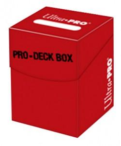 Коробочка 'Ultra-Pro' красная