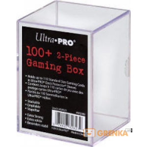 Коробочка 'Ultra-Pro' прозрачная