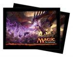 Протекторы 'Ultra-Pro' Dragons of Tarkir Key Art  (2 х 40 шт, 6.6 х 9.1 cм)