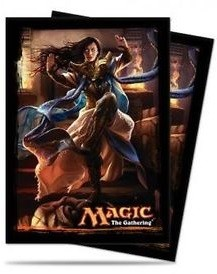 Протекторы 'Ultra-Pro' Dragons of Tarkir Narset  (2 х 40 шт, 6.6 х 9.1 cм)