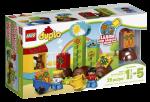 Конструктор LEGO Duplo My First 'Мой первый сад'