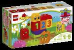 Конструктор LEGO Duplo My First 'Моя веселая гусеница'