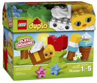 Конструктор LEGO Duplo My First 'Времена года'