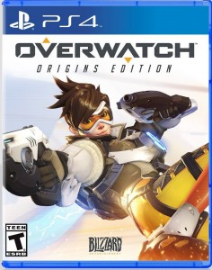 игра Overwatch Origins Edition PS4