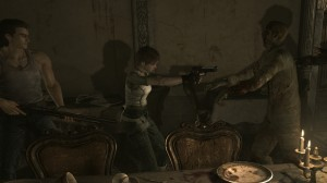 скриншот Resident Evil Zero HD Remaster PS3 #3