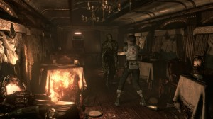 скриншот Resident Evil Zero HD Remaster PS3 #6